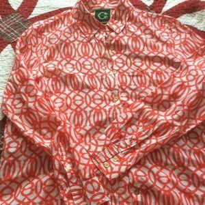 C Wonder blouse